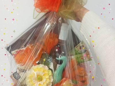 Darčekový kôš pre našu kolegynku