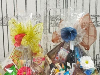 Darčekový kôš pre našich dvoch kolegov oslávencov