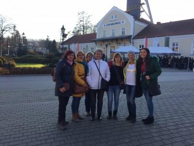 Výlet v Krakove 2018